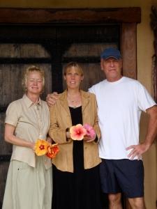 Aloha and Hibiscus