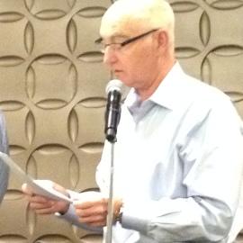 Rod Philbrick at NCTE 2013